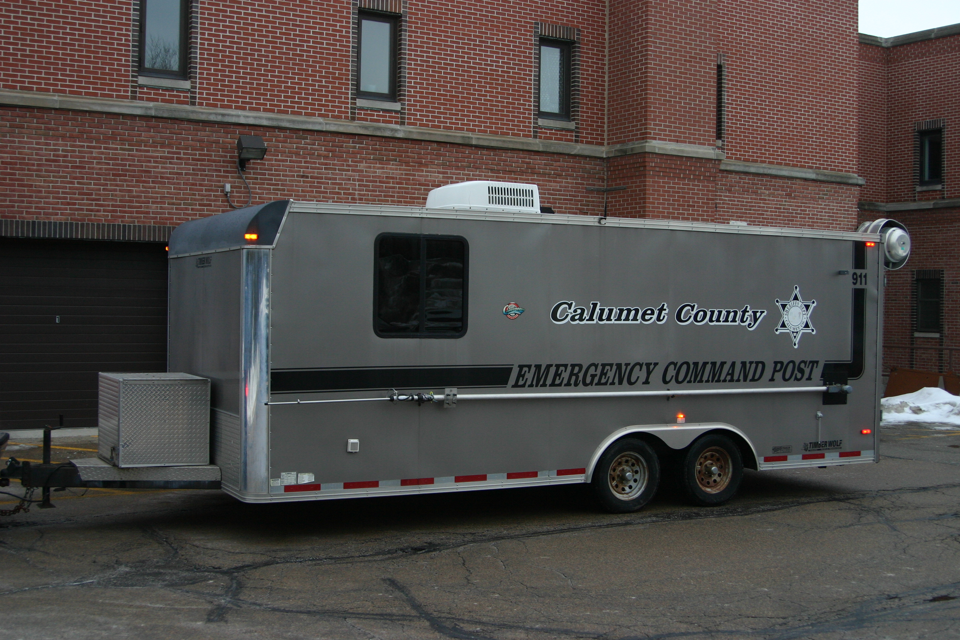 Calumet County Command Post